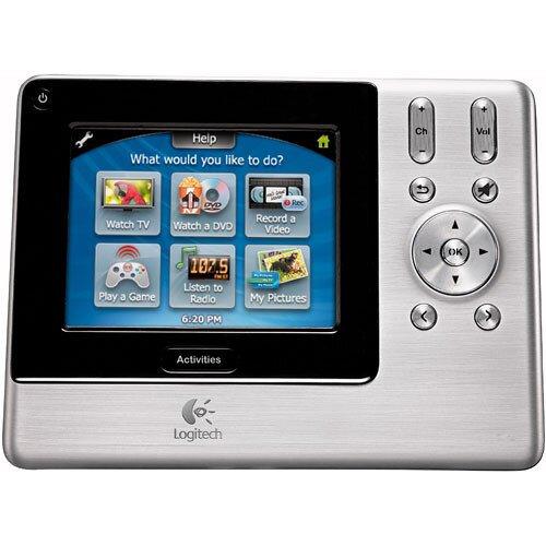 Logitech Harmony 1000 Advanced Universal Remote