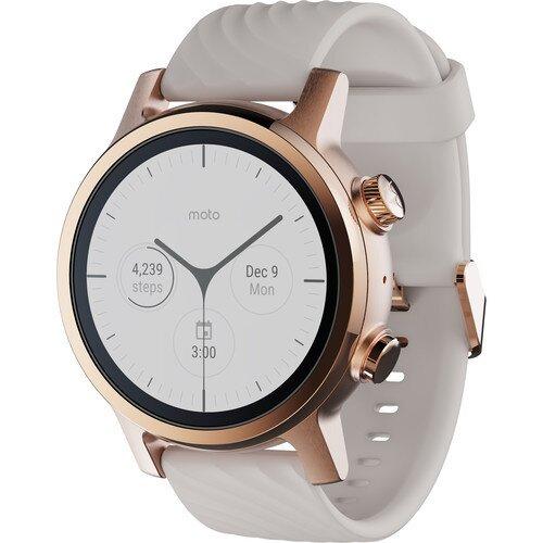 Motorola Moto360 Generation 3 Smartwatch - Rose Gold
