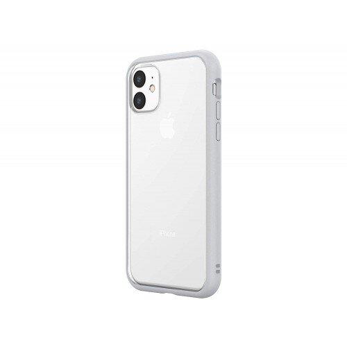 RhinoShield Mod NX Case - iPhone 11 - Platinum Gray