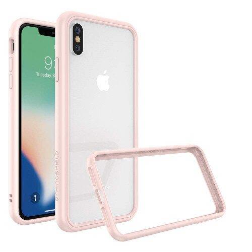 RhinoShield Mod NX Case - iPhone XS Max - Blush Pink