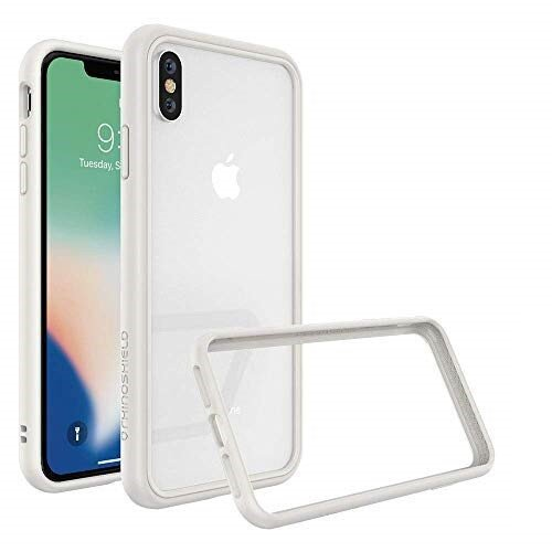 RhinoShield Mod NX Case - iPhone XS Max - White