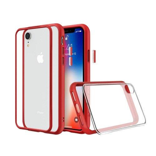 RhinoShield Mod NX Case - iPhone XR - Red