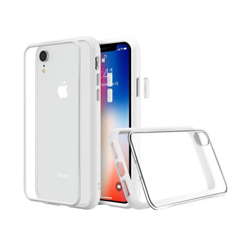 RhinoShield Mod NX Case - iPhone XR - White