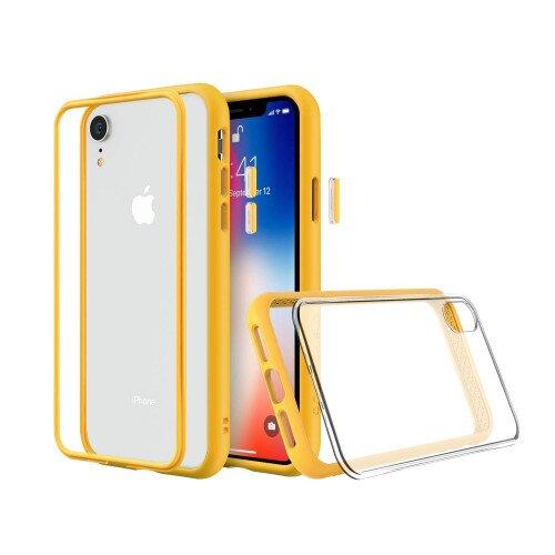 RhinoShield Mod NX Case - iPhone XR - Yellow