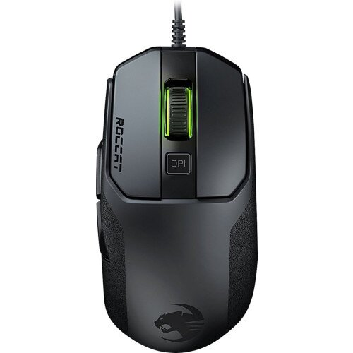ROCCAT Kain 100 AIMO RGB Gaming Mouse - Black