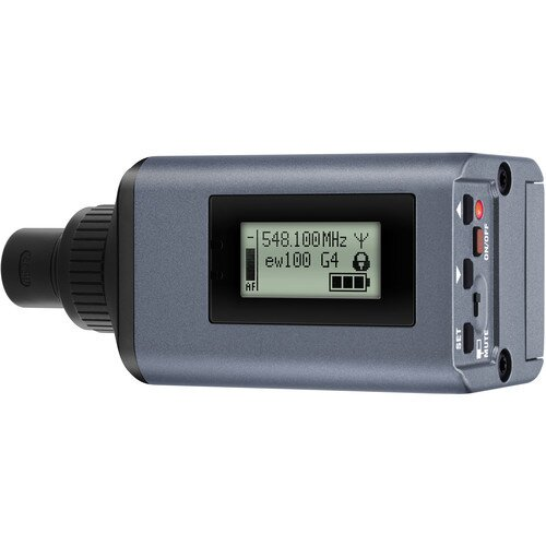 Sennheiser SKP 100 G4-G Plug-on Transmitter Microphone