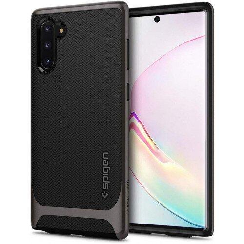 Spigen Galaxy Note 10 Case Neo Hybrid - Gunmetal