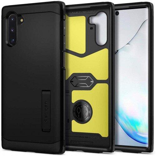 Spigen Galaxy Note 10 Case Tough Armor - Black