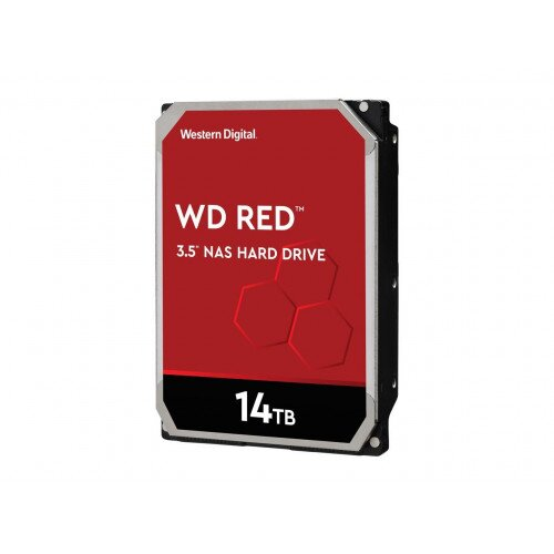 WD Red NAS Internal Hard Drive - 3.5 inches - 512MB - 14TB
