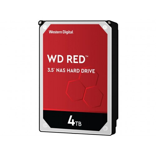 WD Red NAS Internal Hard Drive - 3.5 inches - 256MB - 4TB