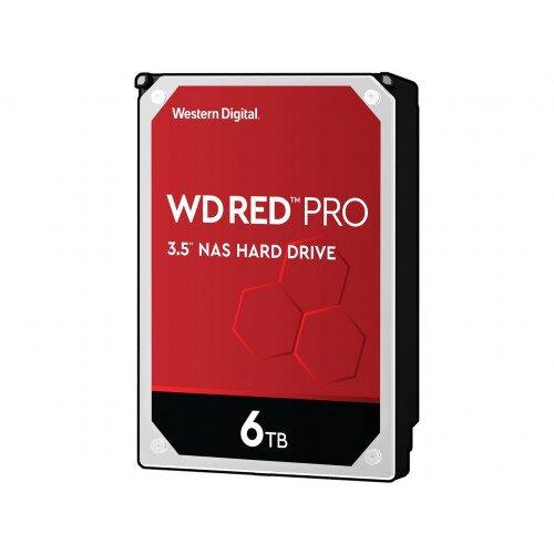 WD Red Pro NAS Internal Hard Drive - 256MB - 6TB