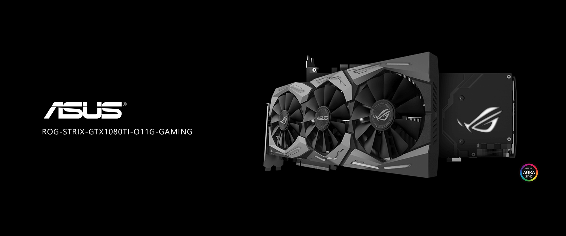 ASUS ROG STRIX GeForce GTX 1080 TI Gaming Graphics Card