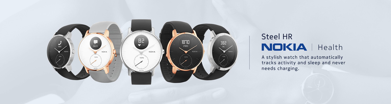 Nokia Steel HR - Watch